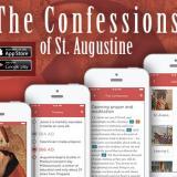Nuova App per i Confessioni di S. Agostino/New App for S. Augustine's Confessions/Nueva App para las Confesiones de S. Agustín